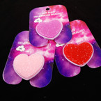 "2"" Multi Use Phone Holder Accessory Heart Shaped  .55 each"