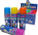Silly Party String Unit  3-oz size 24 PC UNIT  $ 1.00 ea
