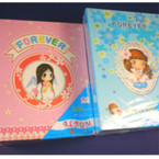 """Photo Album Cute Girly Style Holds 100 Pictures 4"""" X 6"""" 24 per bx  .25 each"""