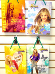 Hannah Montana Gift Bags  Med. Size  10 per pack CLOSEOUT .20 ea