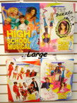 High School Musical 2 Gift Bags Large Size 10 per pack CLOSEOUT .20 ea