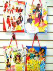 High School Musical 2 Gift Bags Med. Size  10 per pk CLOSEOUT .21 each