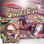 Hatchem Snake Eggs 12 per counter display box  .75 ea