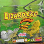 "Hatch""em Lizards 1 dz Counter Display unit Ind. Boxed .79 ea"