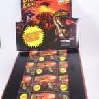 "Hatch""em Dinosaurs 12 per display unit .75 ea"