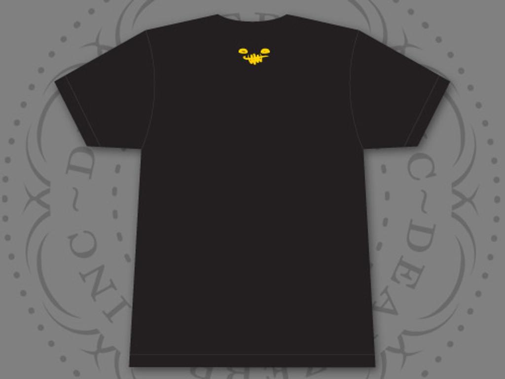 shirt design (back)