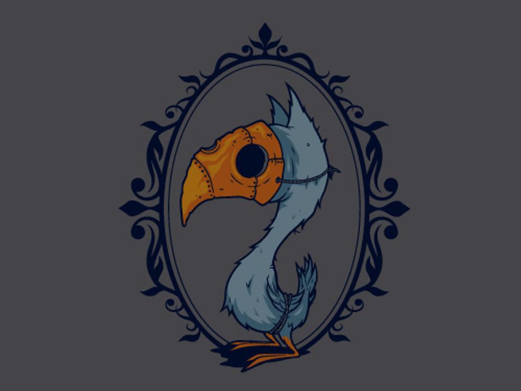 FEEDER BIRD T-SHIRT