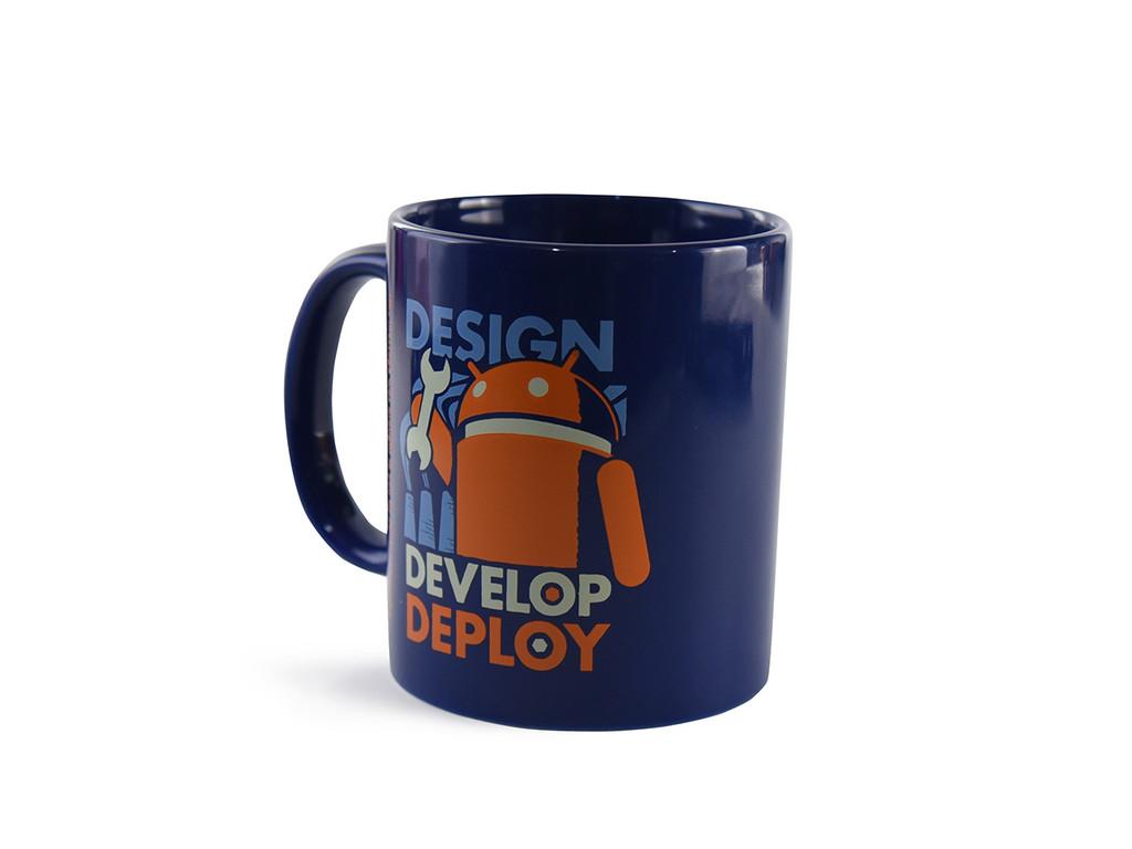 Design Develop Deploy Mug