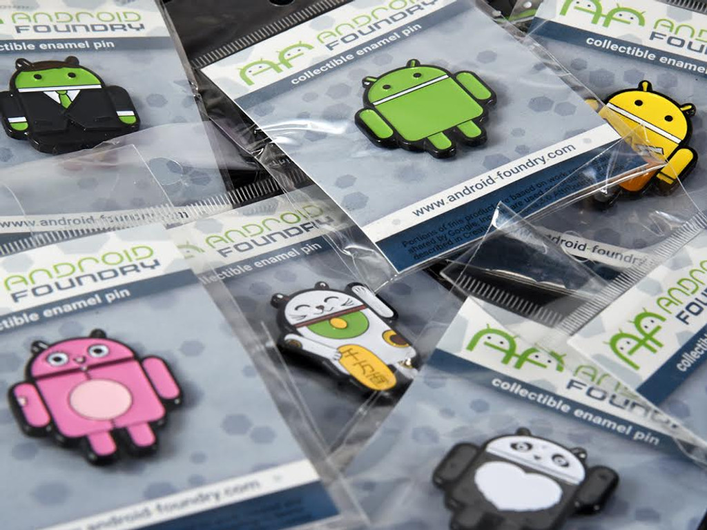 Android Business Time Pin