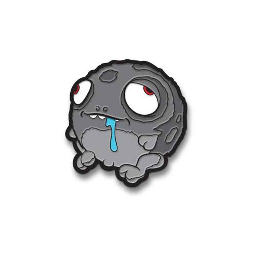 Worrible Enamel Pin
