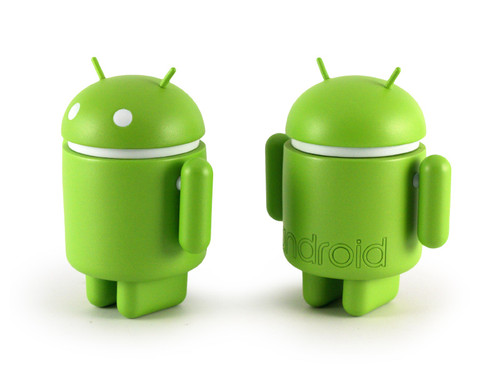 Android Mini Series - Standard Green