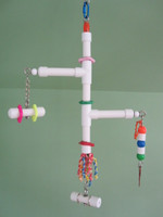 """TOY TREE (Medium)  25"""" Long x 20"""" Wide, Toys Included"""