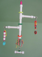 """TOY TREE (Small) 23"""" Long X 17"""" Wide, Toys Included"""