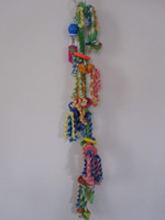 KNOT FOREVER ROPE TOY (large Birds)