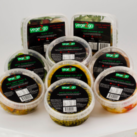 Our signature sides and salads range