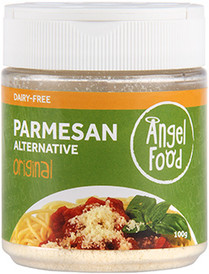 Parmesan Grated - Angel Food