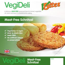 Meat-Free Schnitzel - Vbites