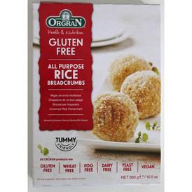 Rice Breadcrumbs - Orgran Gluten Free