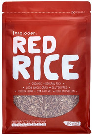 Forbidden Red Rice