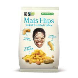 Mais Flips - Peanut Cashew Puffs