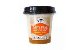 Kingland dairy free Greek style yoghurt(Mango + Peach)