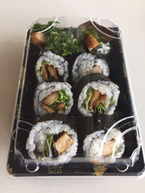 "Crispy ""steak"" sushi pack"