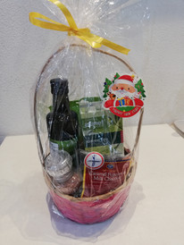 Vegan Christmas hamper-option 2