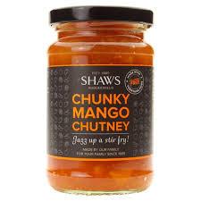 Chunky Mango Chutney