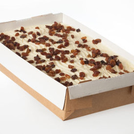 Carrot Cake Slab