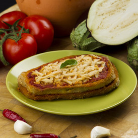 Vegan Eggplant Parmiggiana