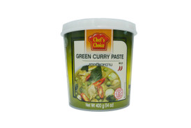 Green curry paste (Chef's Choice)