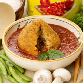 Arancini with Napoli Sauce