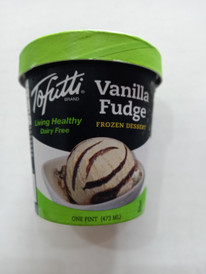 Tofutti Icecream Vanilla Fudge