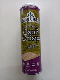 Vegan Rob's Cauli Crisps