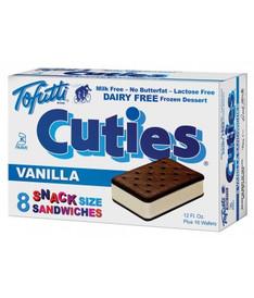 Tofutti cuties vanilla