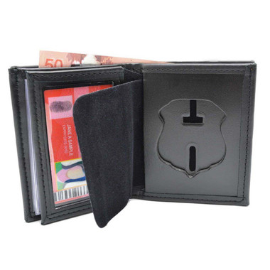 CBSA / ASFC Canada Border Services Agency Wallet Badge and ID Case