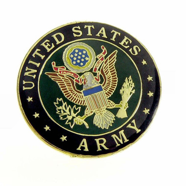U S Army Seal Emblem Lapel Pin