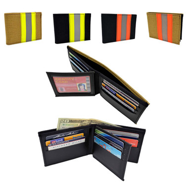 Firefighter Bunker Turnout Gear Flip Out Wallet PF-107