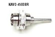 KAVO CONTACT AIR 632 BELLA TORQUE 642/643 639C/645B PUSH BUTTON COMPLETE TURBINES