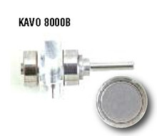 KAVO 8000B PUSH BUTTON COMPLETE TURBINES
