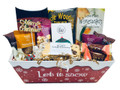 Let It Snow Northwest Holiday Gift Tray