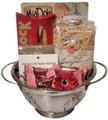 Pasta Colander Gift Basket