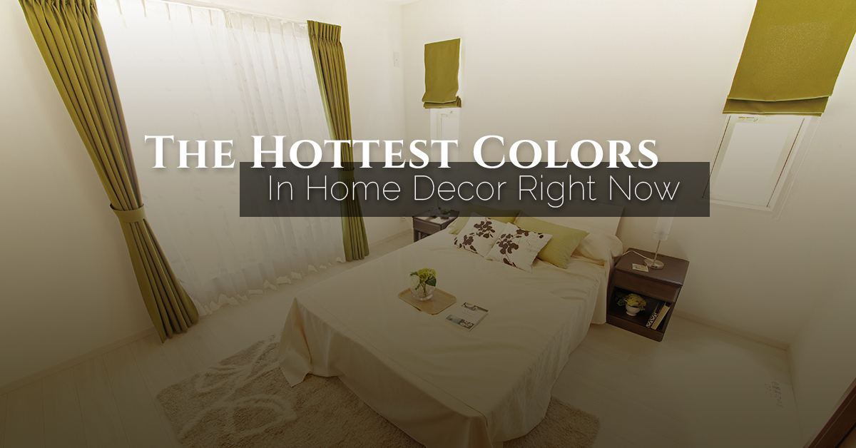 the hottest colours in home decor right now quickfit blinds and