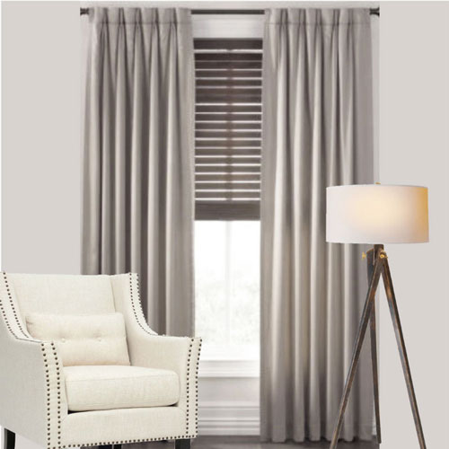 The Elegance Of Pinch Pleats Returns Quickfit Blinds And