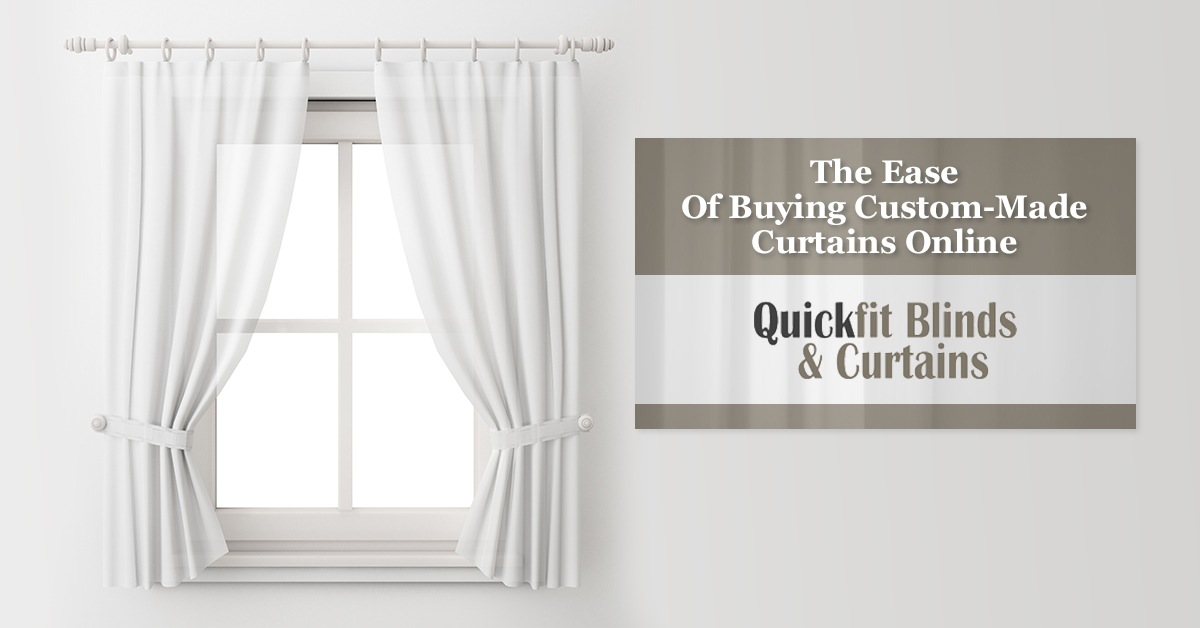 Where to buy custom made curtains online quickfit blinds for Where to buy curtains online