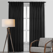 Triple Weave Insulated Pinch Pleat Curtains Quickfit Curtains