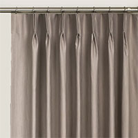Eyelet Curtains Pinch Pleat Curtains Pencil Pleat