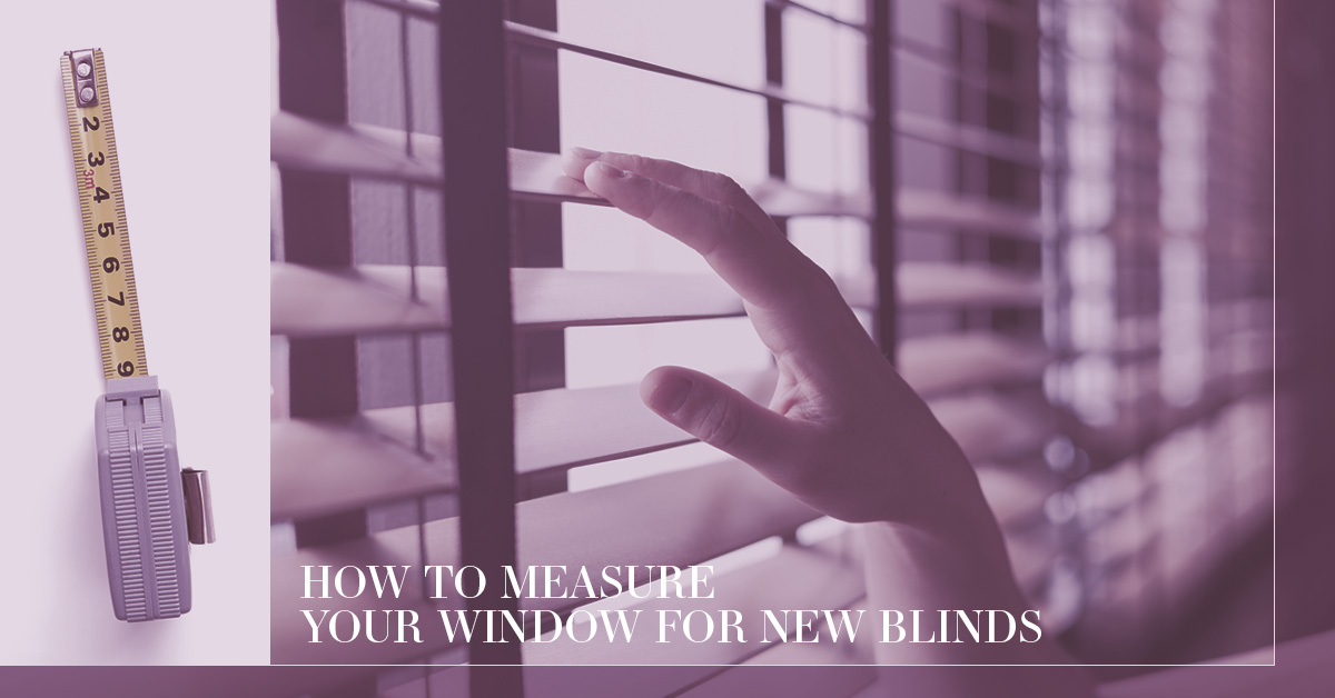 how to measure your window for new blinds quickfit blinds and curtains. Black Bedroom Furniture Sets. Home Design Ideas