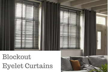 blockout eyelet curtains | eyelet curtains | blockout curtains