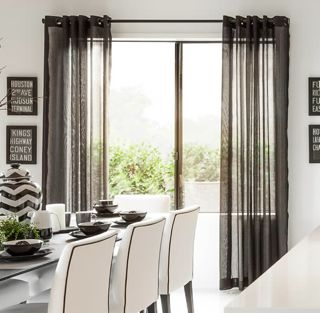 Sheer Curtain Ideas: How to get maximum impact for minimal cost ...